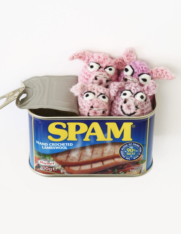 Beware of Spam Print