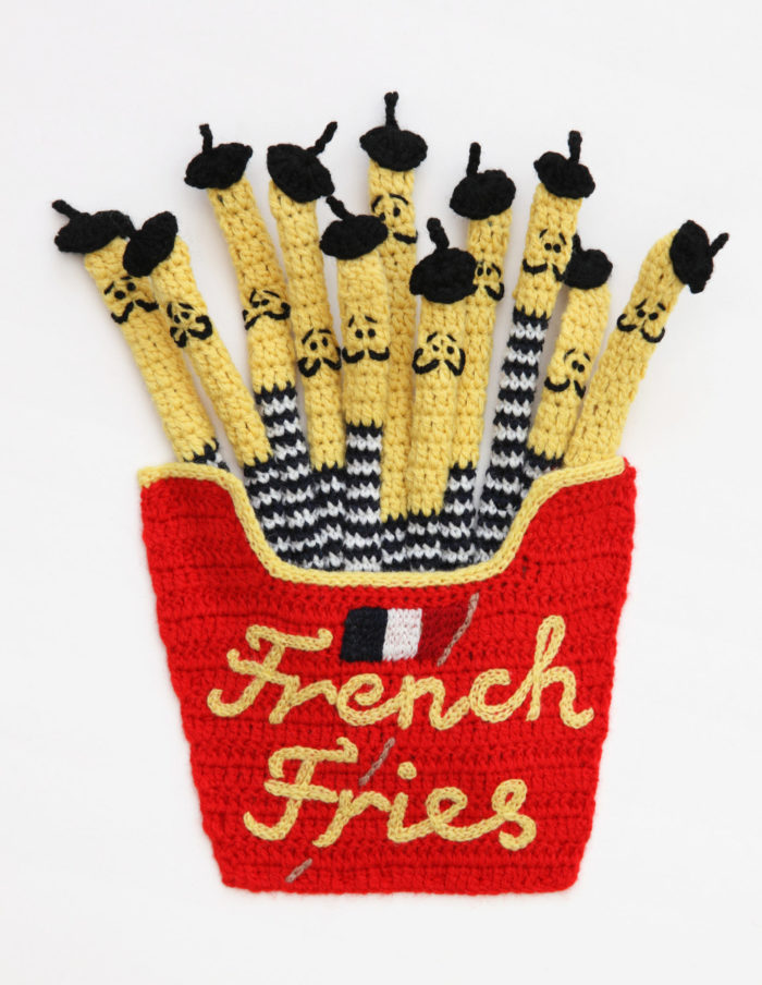 French Fries Print