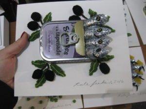 Sardines a la tapande
