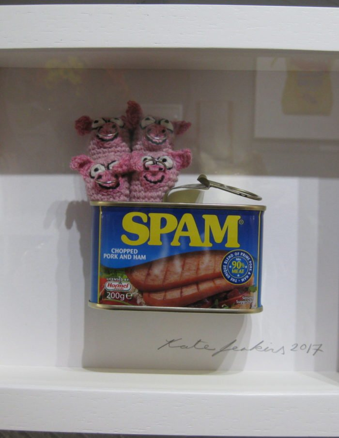 Tinned Spam