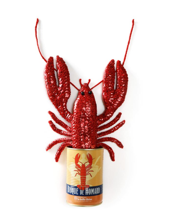 Tinned Lobster Bisque