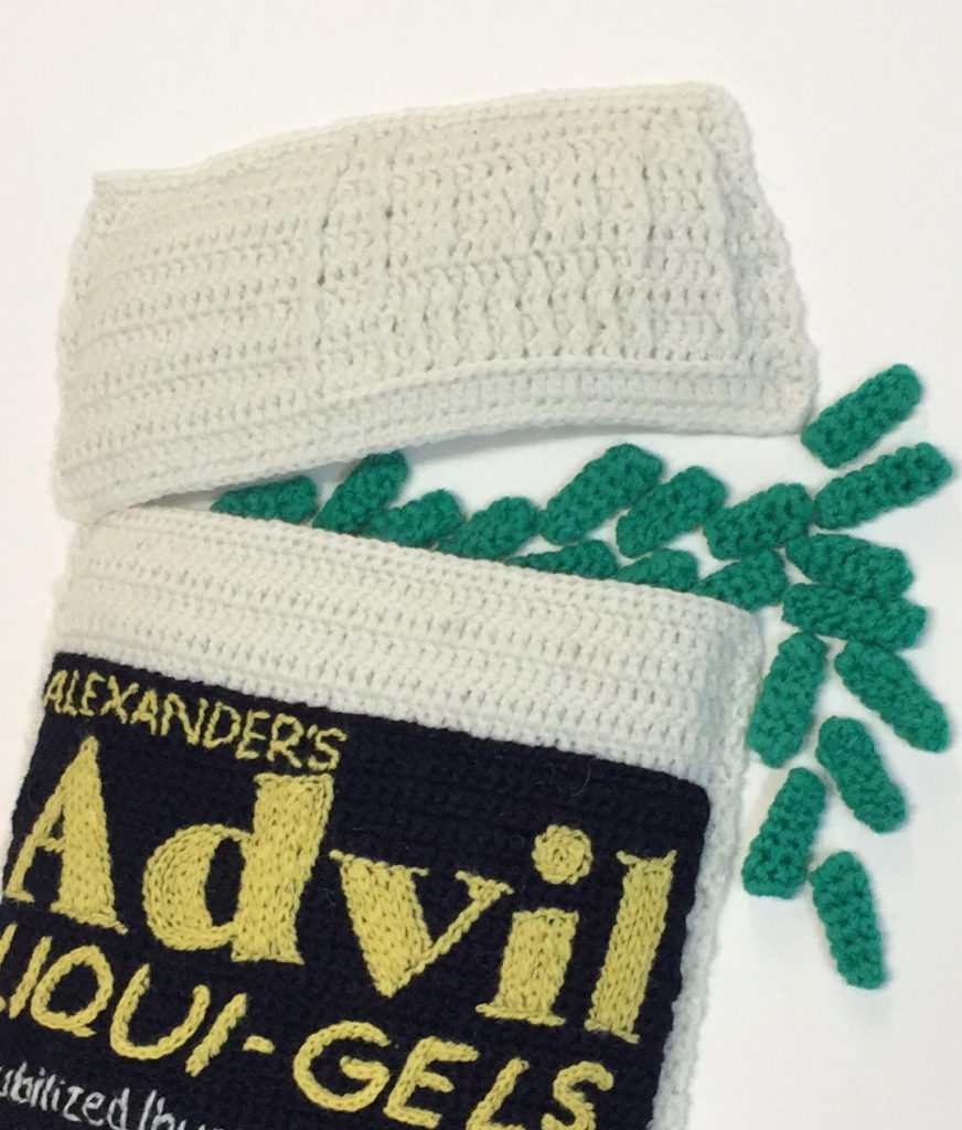 Alexander's Advil