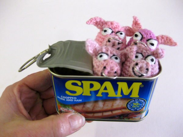 Happy Birthday Spam!