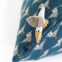 Detail of mini segull