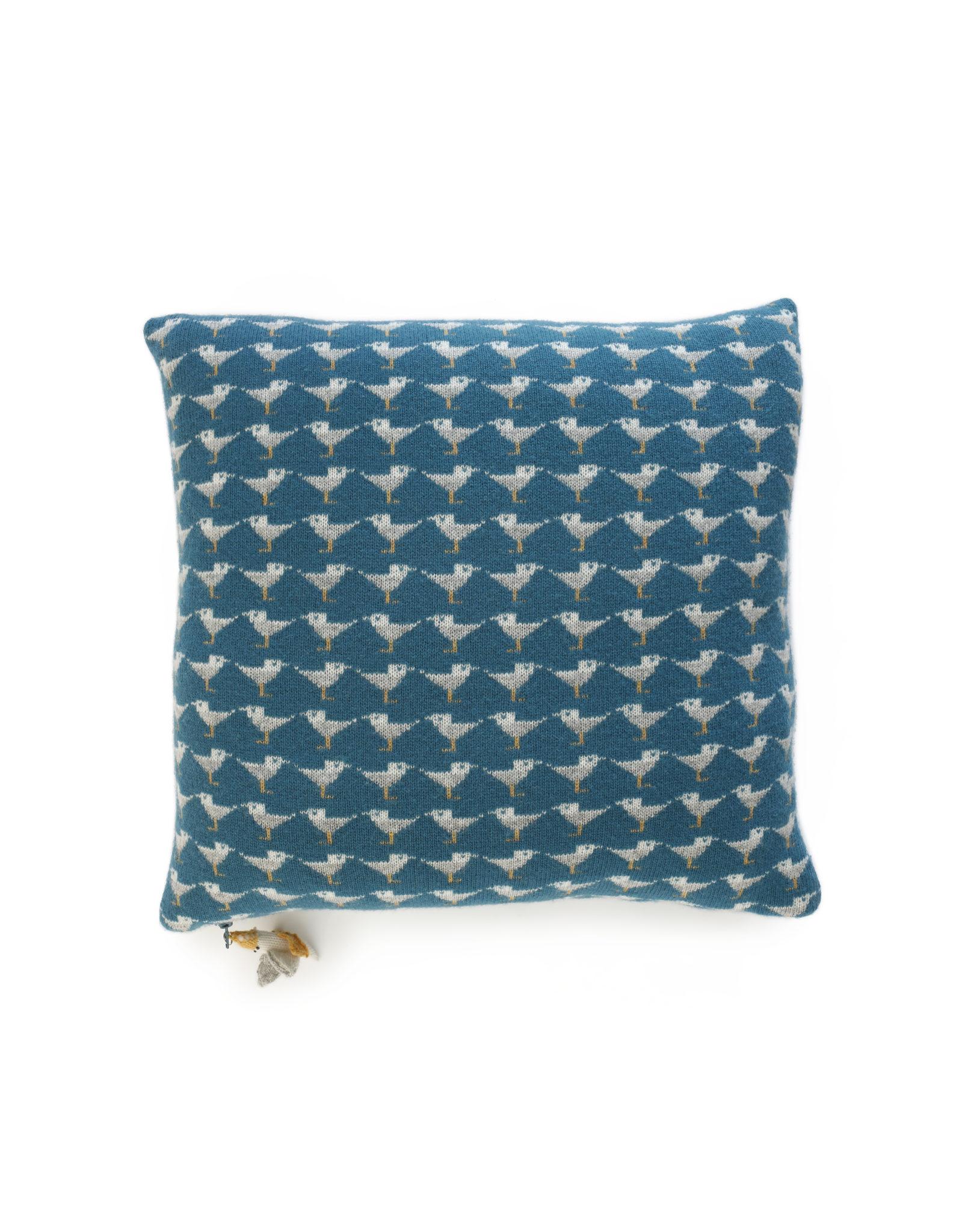 Brighton Seagull Cushion