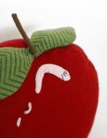 Bad Apple Cushion