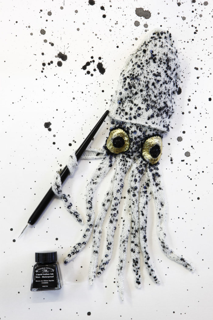 Squid in Ink