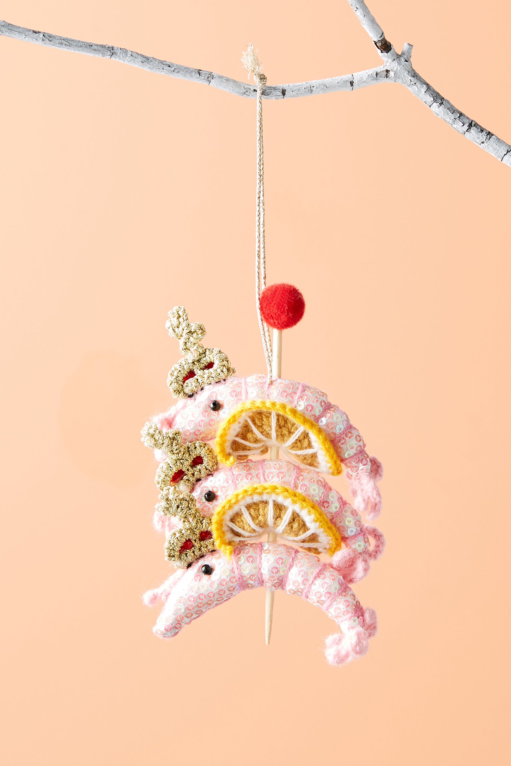 Anthropologie Christmas Decorations By Kate Jenkins