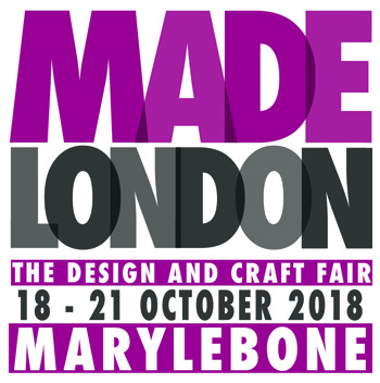 Made London 2018 The Design and Craft Fair Marylebone