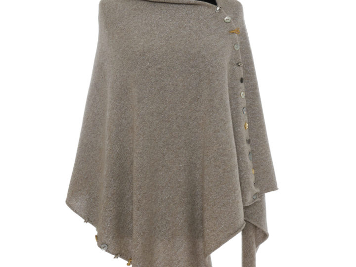 The Perfect Party Poncho
