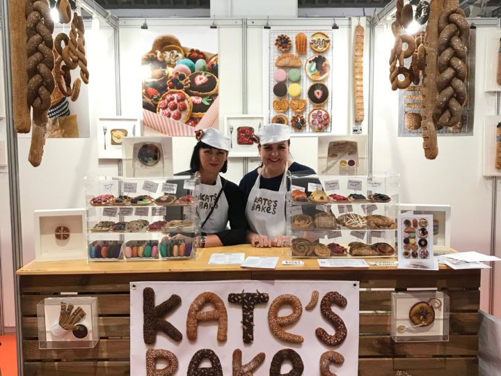 Kate's Bakes in Barcelona