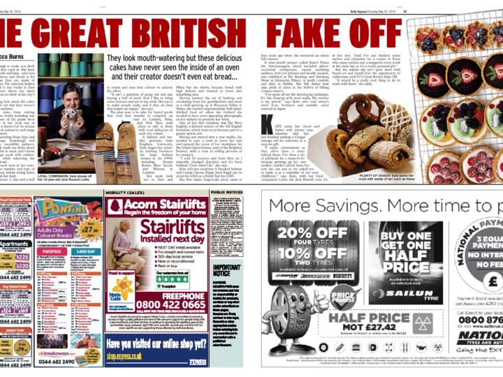 Great British Fake Off