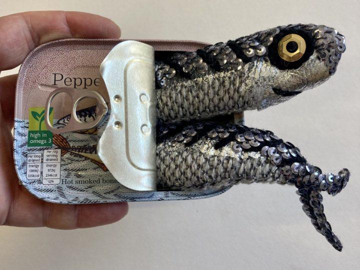 Tinned fish chic…